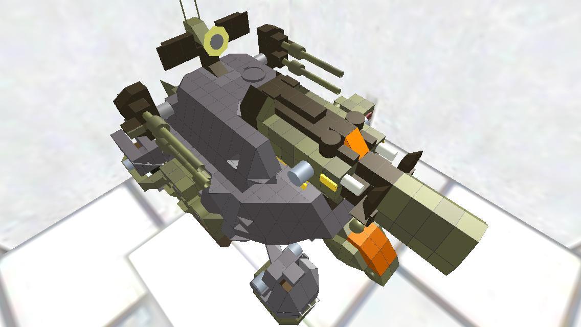 RMZ-027 CANNON TORTOISE