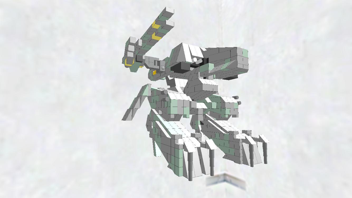 メタルギアREX