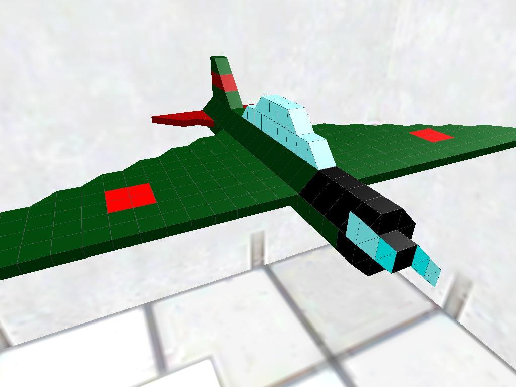 日本風戦闘機