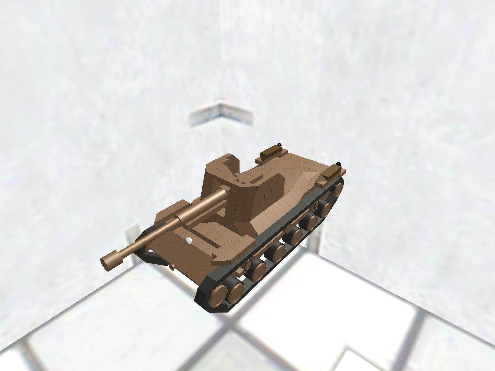 一式砲戦車 ホニⅠ