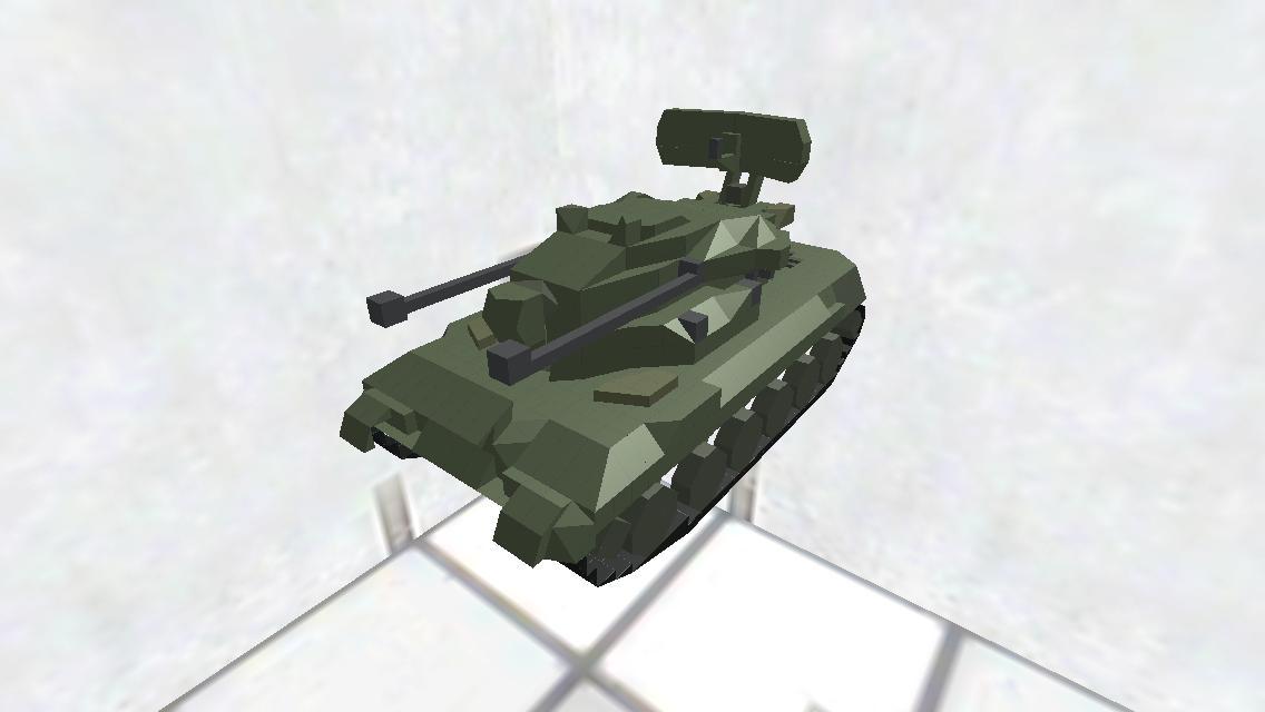ゲパルト対空自走砲 無料版