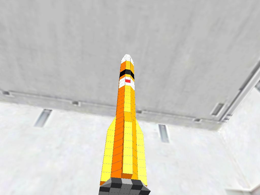 日本製ロケット縦型