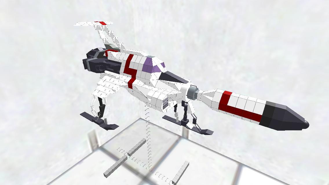 SHADO Interceptor