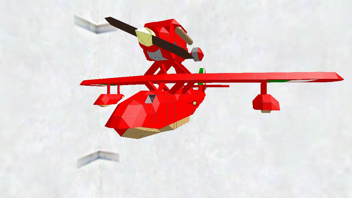 SAVOIA S.21 試作戦闘飛行艇
