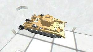 オリジナル戦車