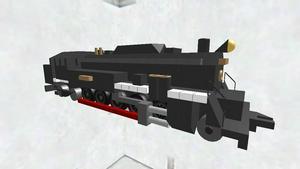 E10形蒸気機関車