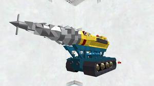 THE MOLE / ジェットモグラタンク