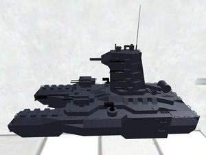 ランチャー砲塔