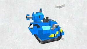 エキシルバニア軍 軽戦車