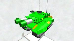 ウエスタンフロンティア軍 重戦車