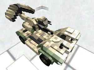 武装クレーン