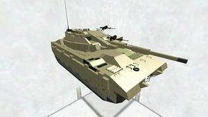 Merkava Mk.IIID