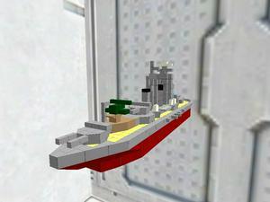 日本風戦艦2号