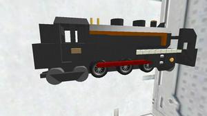 蒸気機関車(タンク式)