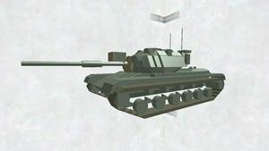 M48A5 patton ディテールちょいアップ版