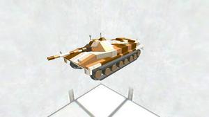 PT-76水陸両用軽戦車