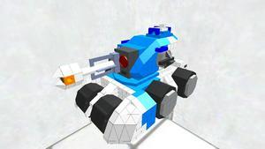 ソーラーエンパイア軍 重戦車