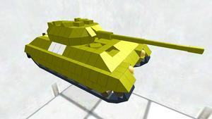 オリジナル戦車 1号