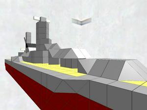 日本風戦艦