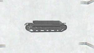 ferdinand、ポルシェティーガー車体