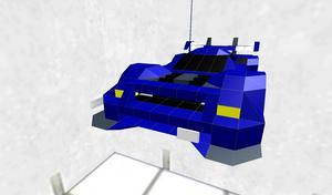 スカイラインr340GTRスーパーGTシルエットもどき