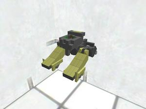 モビルワーカー 素体