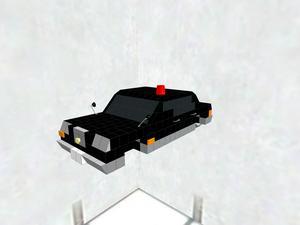 Luxury Sedan 激安警護車