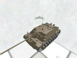 IV号駆逐戦車 ラング