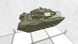 T-90A  無料モデル