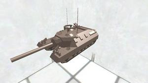 T95駆逐戦車