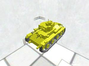 38(t)戦車 B/C型
