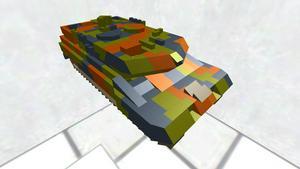 レオパルト2A6