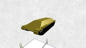 T―34 車体のみ
