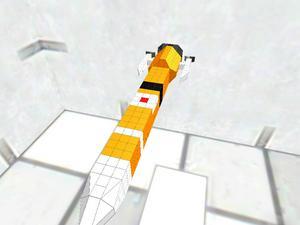 日本製ロケット横型