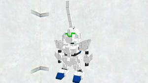 SD版 RX-0ユニコーンガンダム