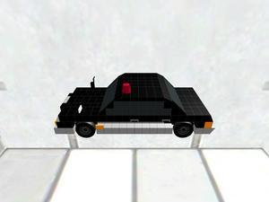 Luxury Sedan 警護車