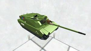 AMX-56 Leclerc 最終改修