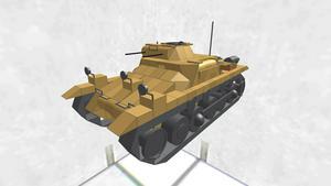Pz.Kpfw.l Ausf.B