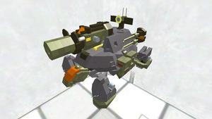 RMZ-027 CANNON TORTOISE (HMM)