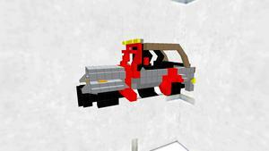 Jurassic park Jeep 安価版ボディ