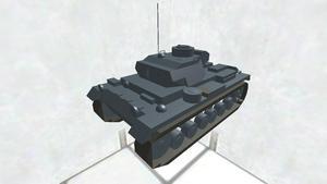 Pz.Kpfw.III Ausf.J ディテールちょいアップ