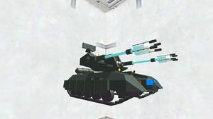 MBAW-93 / 93式自走高射メーサー砲