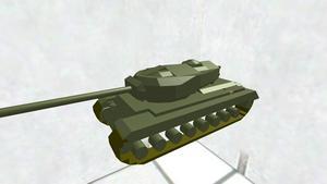 T30重戦車 ディテールちょいアップ版