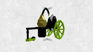 フェルビーストの蒸気車
