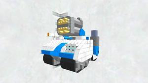ソーラーエンパイア軍 対空戦車