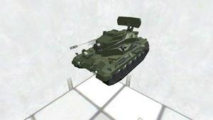 Gepard 1A2 ディテールアップ版