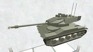 M41A2 陸上自衛隊車両 ディテールちょいアップ版