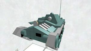 快速豆戦車 ダッカー