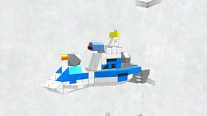 ソーラーエンパイア軍 フリゲート艦