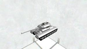 とある国の主力戦車